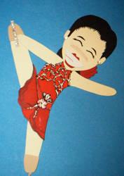 Carmen - Mirai Nagasu by kendranoelle