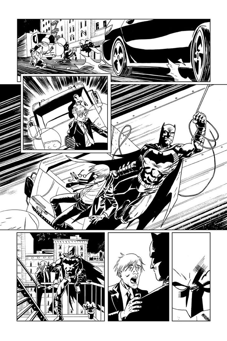 Batman Sample page 02 by juanromera