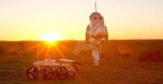 Robotic Rock Climbers by astrobiology12