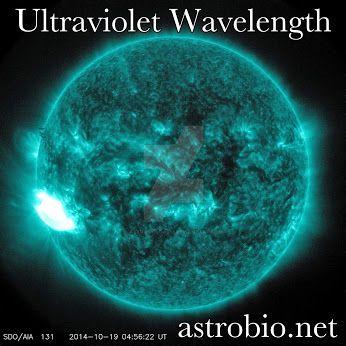 Extreme Ultraviolet Wavelength by astrobiology12