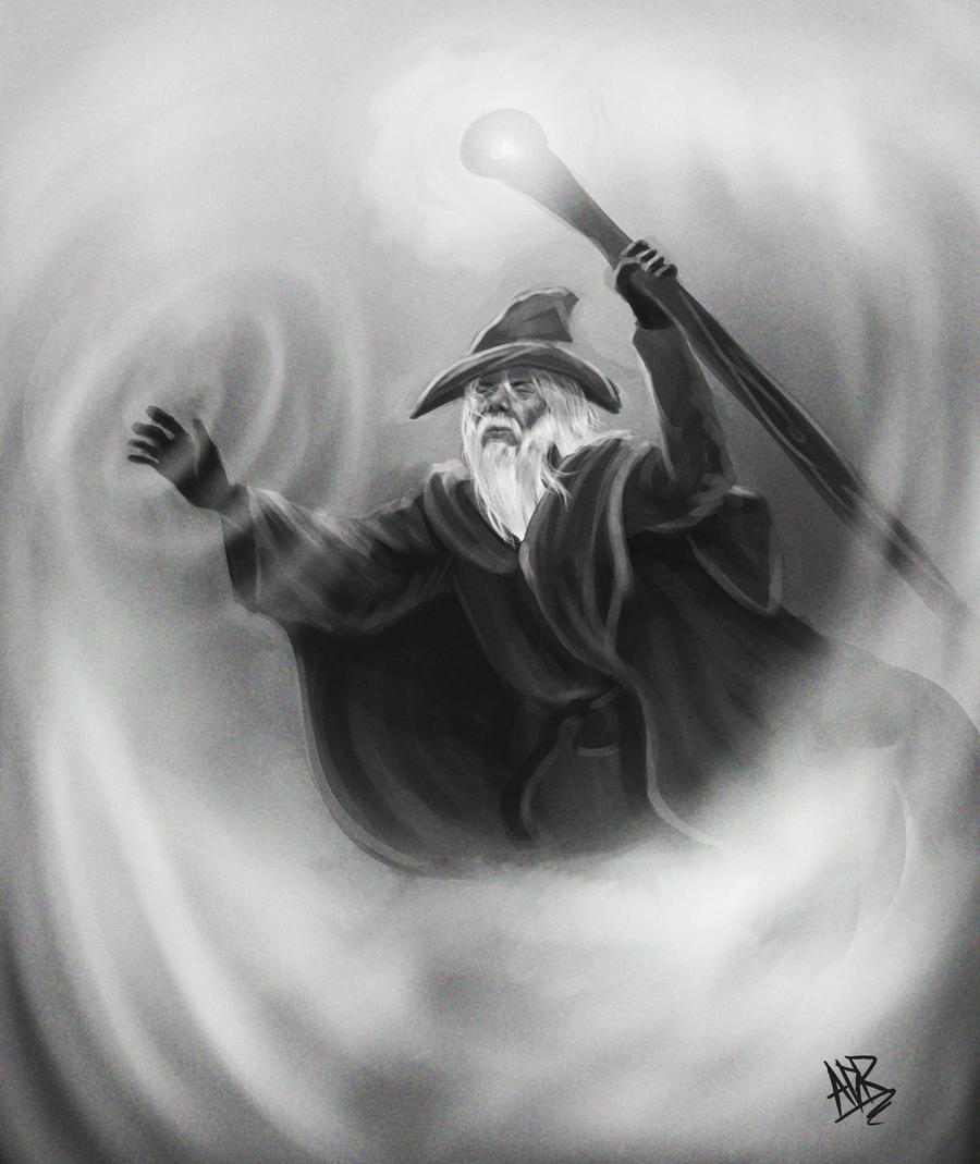 Lord Of The Rings Movement  Gandalf
