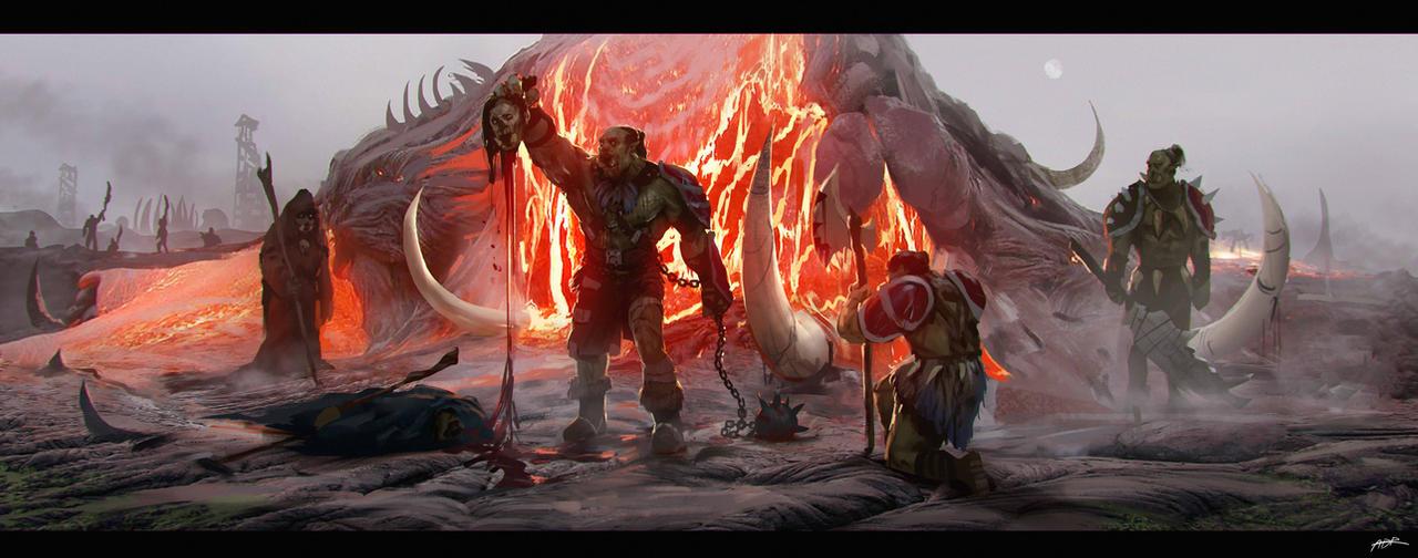 World of Warcraft by XxADRxX