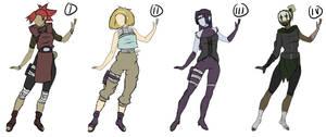 Naruto Adoptables .:Open:.