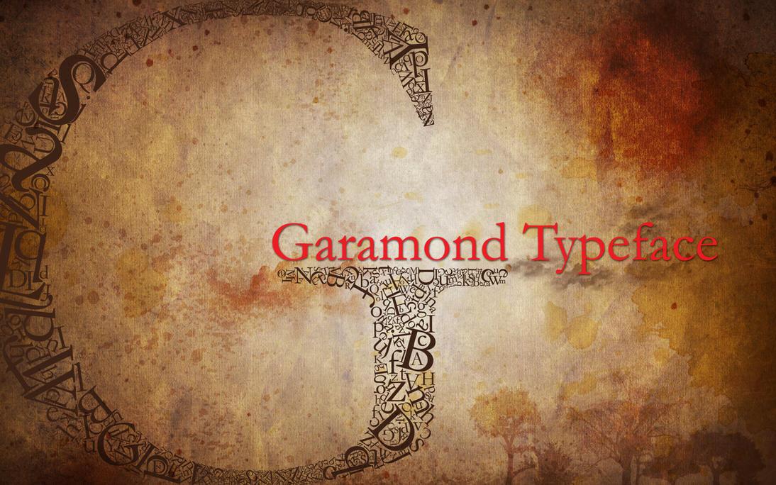 Garamond by kckfm