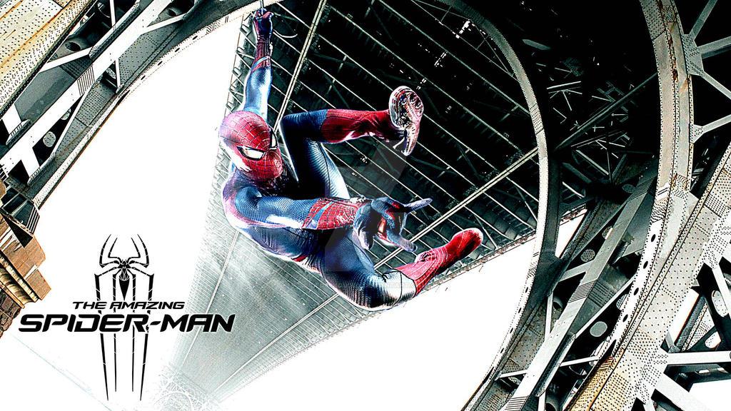 the_amazing_spiderman_wallpaper_HD by dedsekology