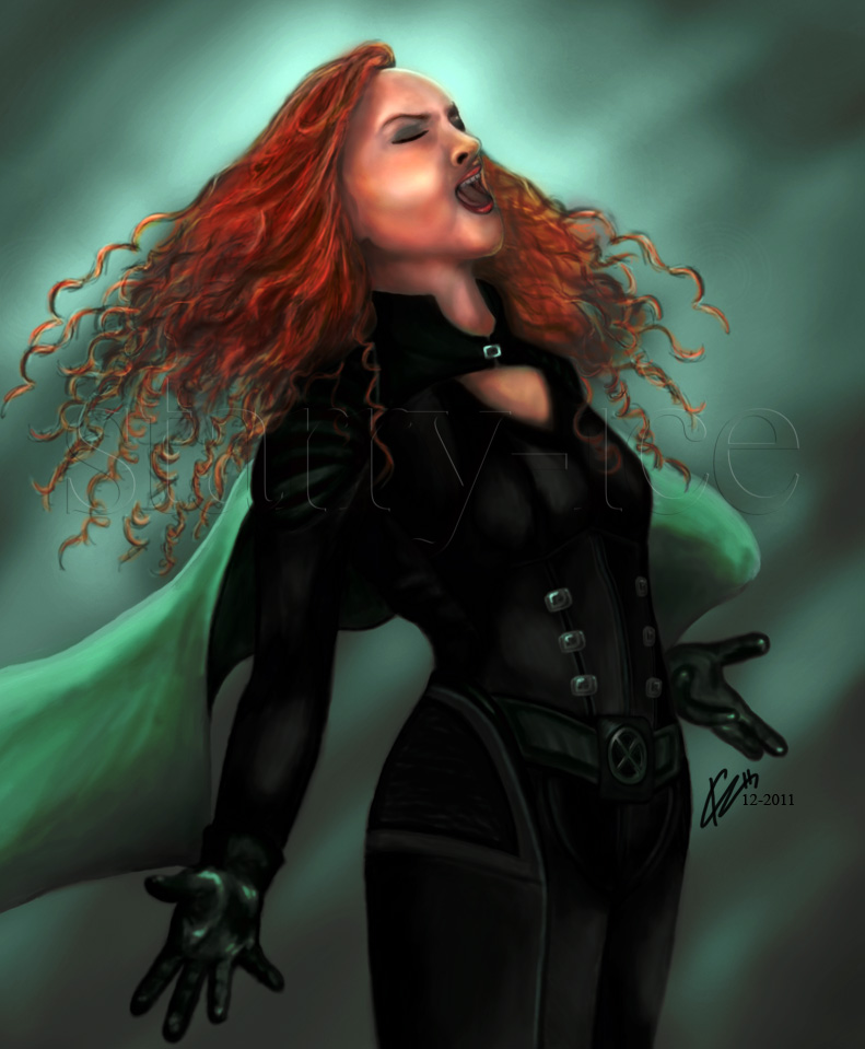 Siryn by starry-ice