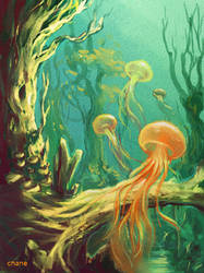 Medusis ... by Morgan-chane