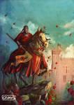 Chevalier de chalabre by Morgan-chane