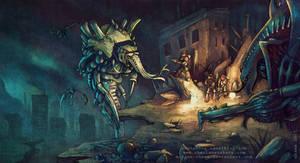 Warhammer 40 k Tyranides