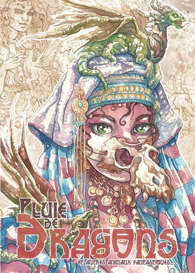 Pluie de dragons ( Artbook ) by Morgan-chane