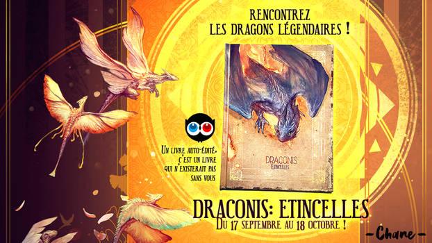 New Artbook ! DRACONIS: ETINCELLES