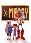 +Undertale+ Merciful Friend -Commission-
