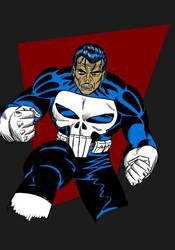 DSC The Punisher by KyleneDevlin