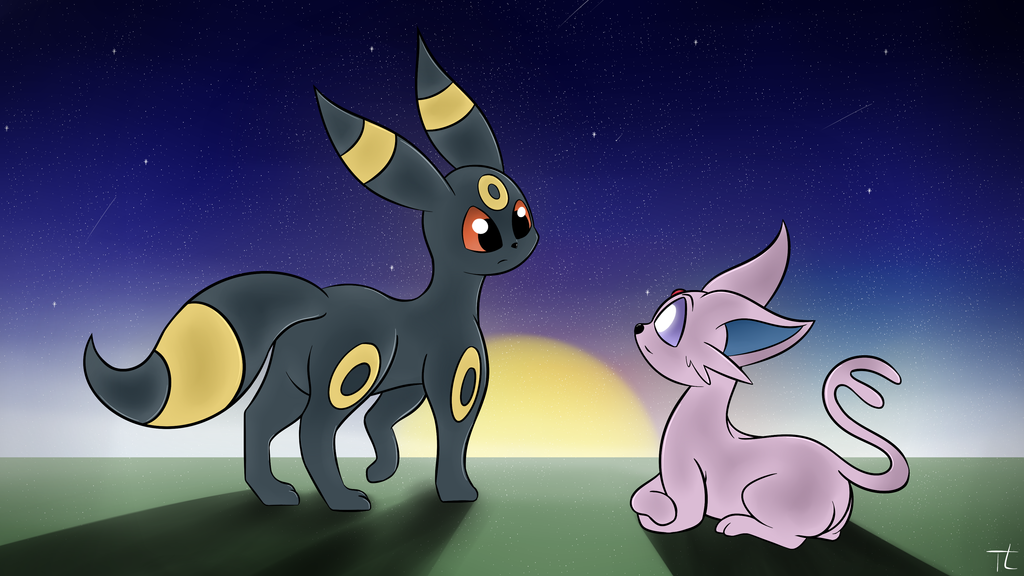 Umbreon and espeon breeding