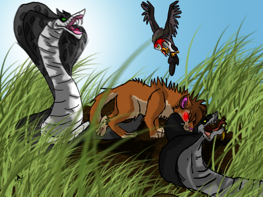 Rikki Tikki Tavi By Lifelessfreak On DeviantArt