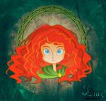 Brave : Merida
