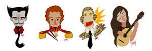 Ilustres Chilenos
