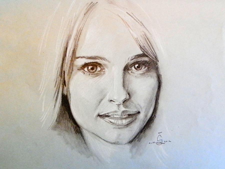 Natalie Portman by Eketapeng