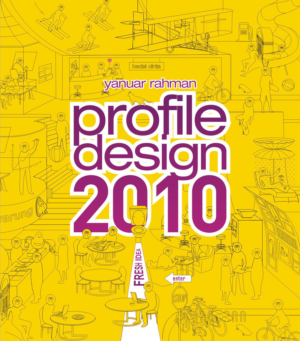Profile Design 2008 - 2010 by BangYan