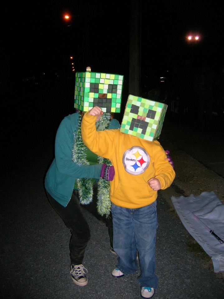 Minecraft Style by bickzy