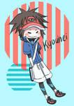pkmnBW2: Kyouhei again by AukiBiya
