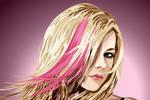 Avril Lavigne by pencil-addict