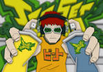 Jet Set Radio - Beat
