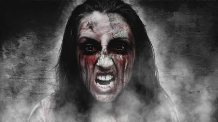 Scary Face by Flegmatik95