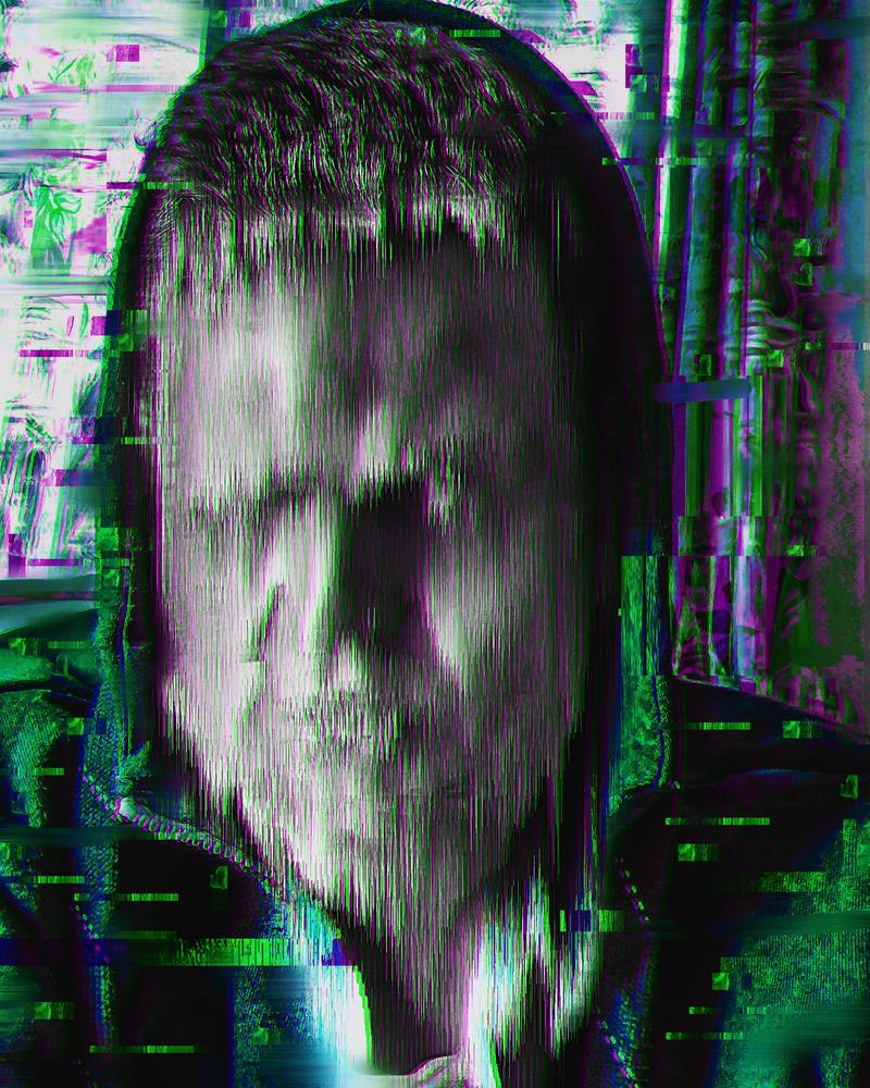 Glitch effect by Flegmatik95