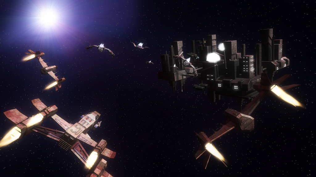 Space Station Raid By Fj4 On Deviantart