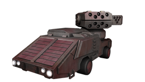 Striker Light Tank by FJ4