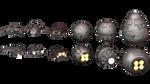 Battletech/Mechwarrior Droships