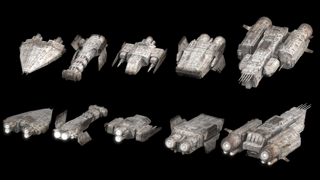 Assault Fleet by FJ4