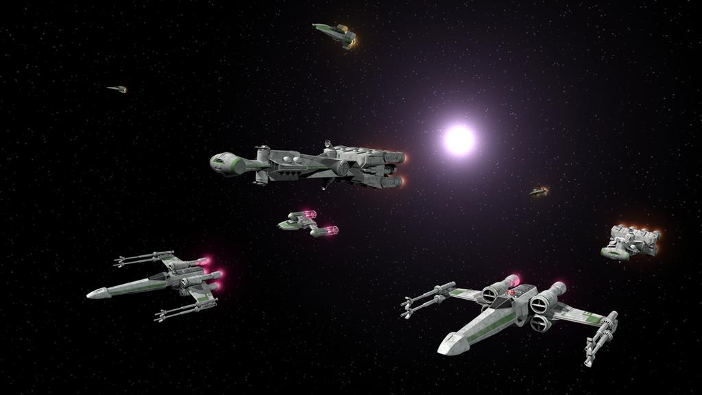 Emerald Task Force by FJ4