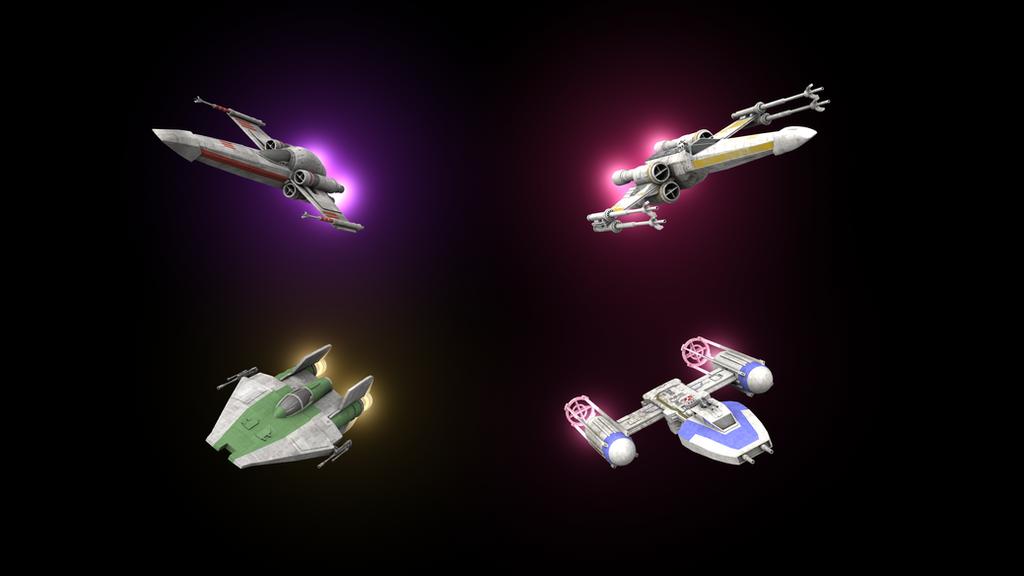 Squadrons by FJ4