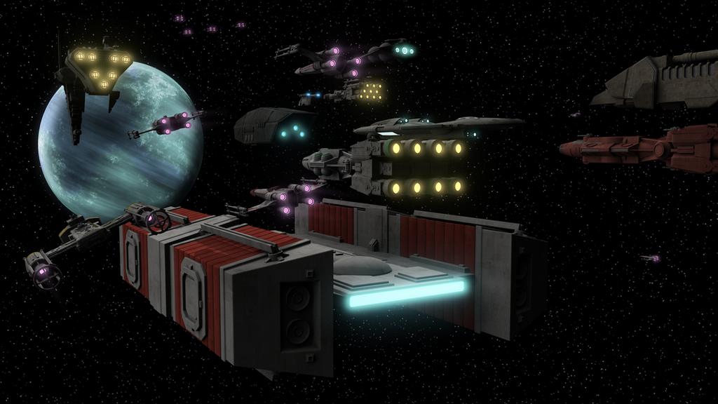 Rebel Invasion by FJ4