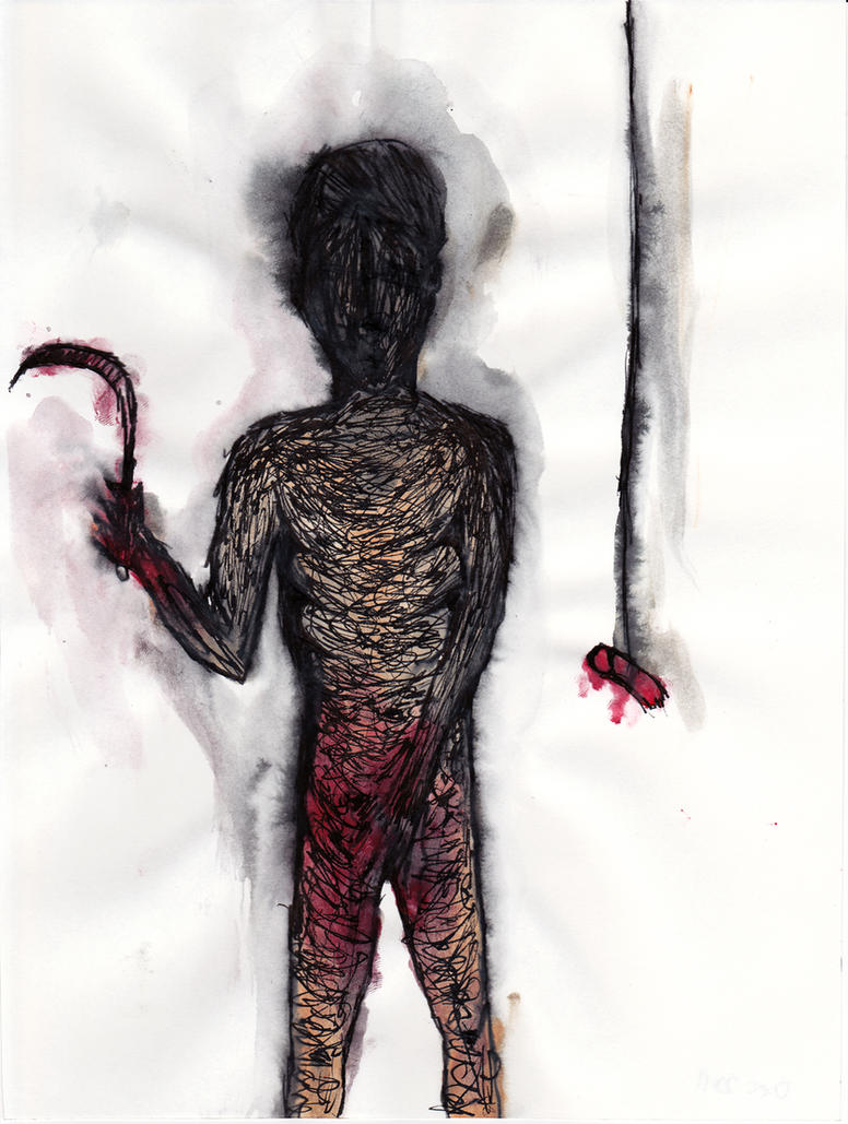 Self Castration By Aniimotek