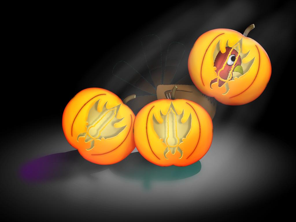 Hive Halloween. by xXVincentBishop90Xx