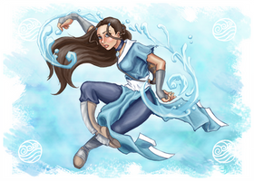 Katara by unstitched