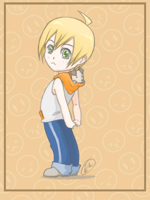 Kiddo Boy? by shanku