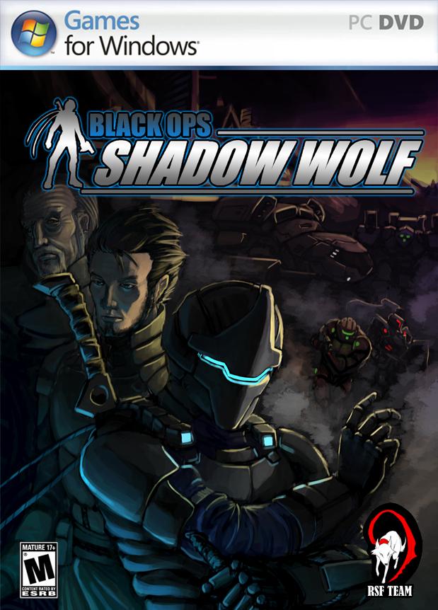 Shadow Wolf Box Full by shanku