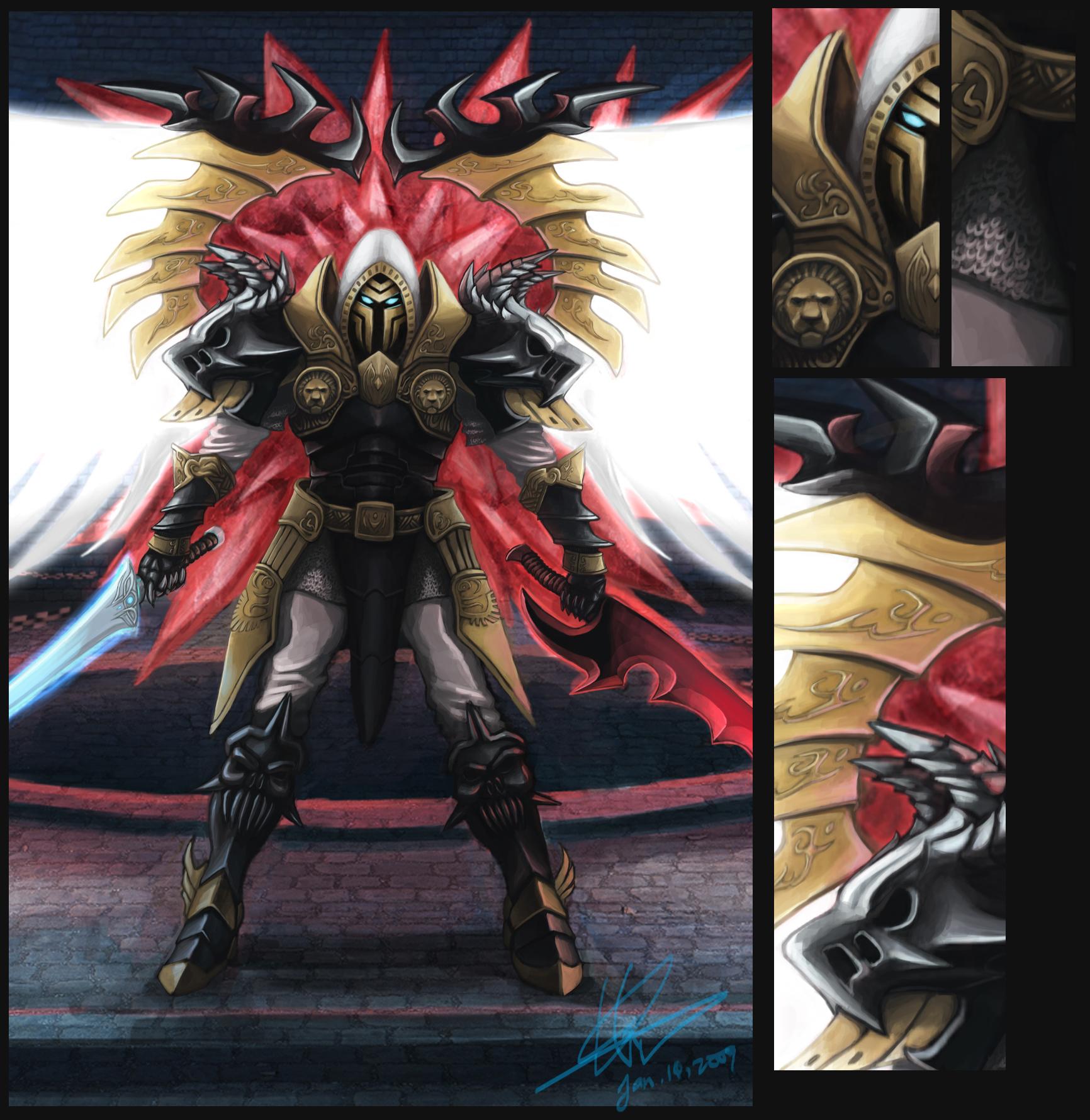 Avatar of Judgement - Revamped by shanku
