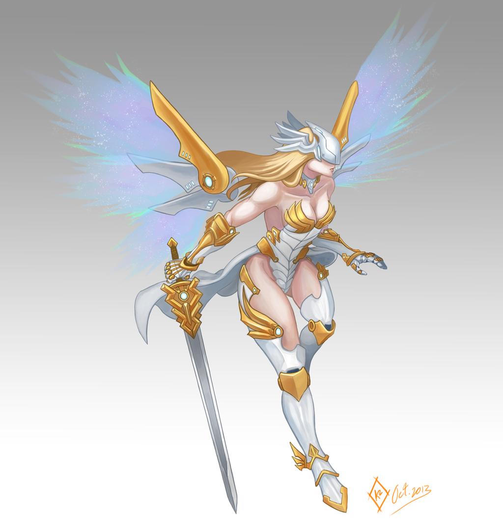 Freya MK I by shanku