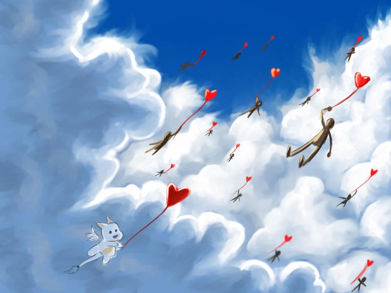 ST-Valentine Day 'Speed' by shanku