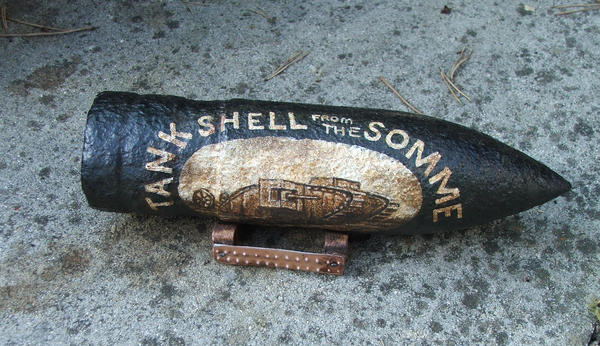 TANK SHELL SOMME by mickit