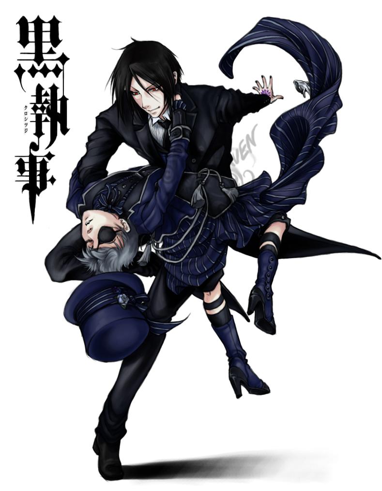 Kuroshitsuji by DevilsHaven