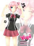 Yupi-chan from Better Boyfriend (by Enjilicious) by Hikikomoriness