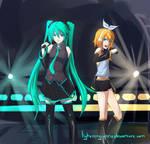 Hologram Concert