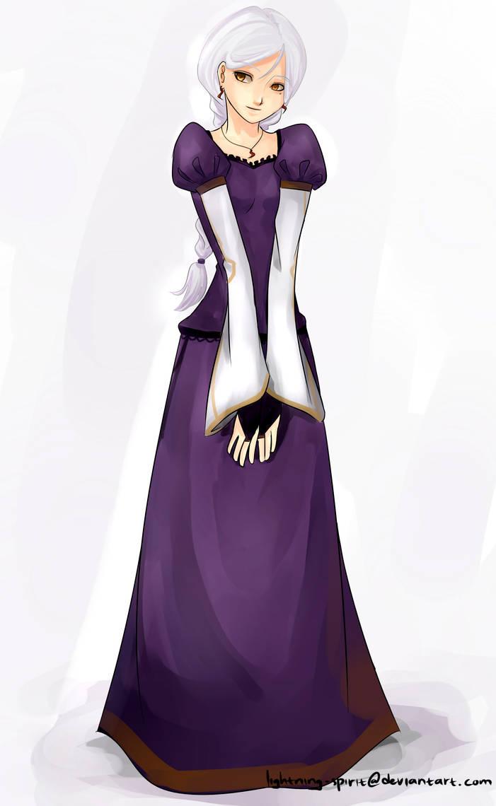 Purple by Lightning-Spirit