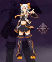 Vocaloid _+Sylvia+_ by Lightning-Spirit